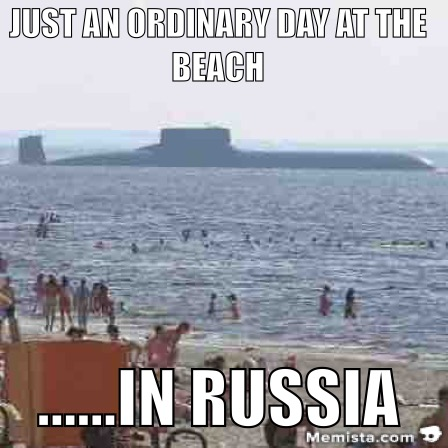 russia beach day funny lol