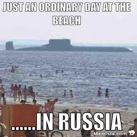 russia beach day funny lol
