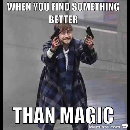 magic harry potter